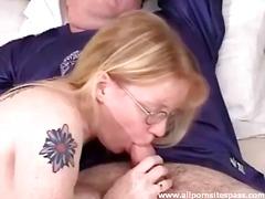 Porno: Sesso Orale, Occhiali, Coppie