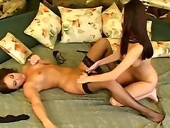Pornići: Najlonke, Fetiš