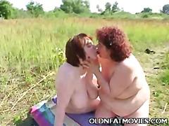 Porr: Hårdporr, Bbw, Mogen, Lesbisk