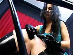 Porno: Dona Amb Consolador Cinturó, Dones Dominades, Lèsbic, Tipus