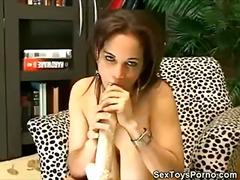 Porno: Dildo, Masturbime, Me Gisht, Dildo