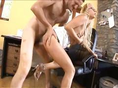 Porno: Blondýnky, Pornohvězdy, Kočky, Sekretářky