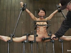 Porr: Förnedring, Asiatiska, Rakad, Orgasmer