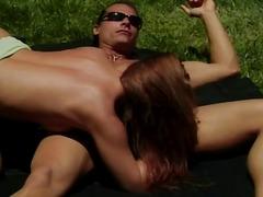 Porno: Pusmūža Sievietes, Lieli Pupi, Orālais Sekss, Veco Laiku