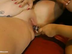 ポルノ: レスビアン, 太った, ぽっちゃり, 大き目