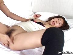 Porn: Japonka, Zunanji Izliv, Masturbacija, Fafanje