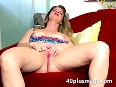 Porno: Fingring, Husmor, Kone, Moden