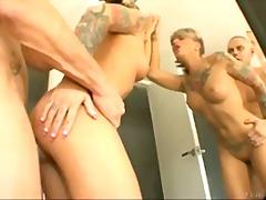 Lucah: Gadis, Porno Hardcore, Rambut Blonde