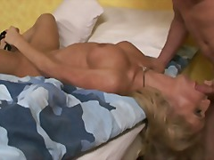 პორნო: გაპარსული, სექსაობა, ქალ-კაცა, წყვილი