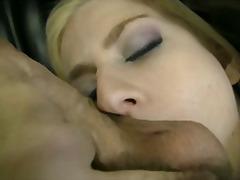 포르노: 목구멍깊숙이, 변태적, 금발미녀, 구강