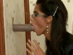 Porn: Bizarno, Dildo, Rjavolaska