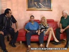 Pornići: Žena, Rogonja