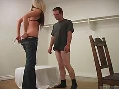 Lucah: Fetish Kaki, Gadis, Pemujaan, Rambut Blonde