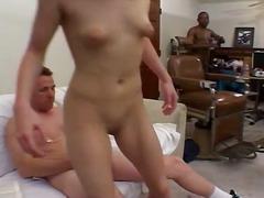 პორნო: პირში აღება, სექსი უკნიდან, შავი
