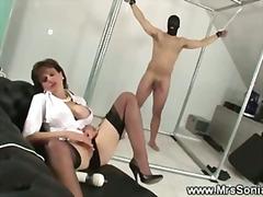 Πορνό: Γυναίκα Αρπακτικό, Αυνανισμός, Επιβολή, Επιβολή