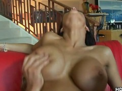 Porno: Dreier, Brünette, Anal, Pornostar