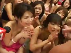 Porn: झड़ना, सामूहिक चुदाई, जापानी, समूह