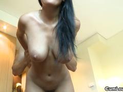 Porn: Zunanji Izliv, Medrasni Seks, Naravne Prsi, Kavbojka