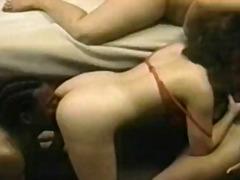 Porno: Hardcore, Sexo En Grupo, Oral, Ébano