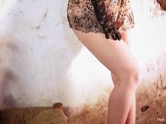 Porn: सुनहरे बाल वाली, छेड़-छाड़, अकेले