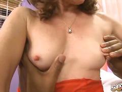 Porn: Starejše Ženske, Medrasni Seks, Velike Joške, Hardcore