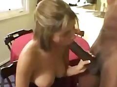 Porno: Velký Prsa, Černošky, Různé Rasy, Felace