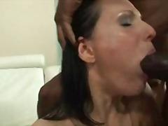 Porn: हलक में, आकर्षक महिला, भयंकर चुदाई