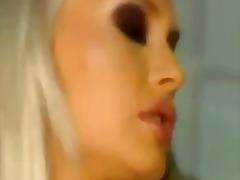 Porr: Ansiktsprut, Anal, Blond, Anal