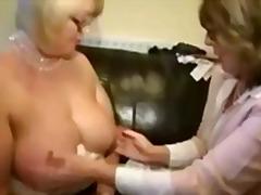 Porno: Eiropieši, Pusmūža Sievietes, Lieli Dibeni, Resnie