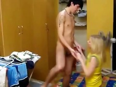 Порно: Пара, Білі, Блондинки, Молоді Дівчата
