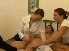 Porno: Draçitləmək, Paltarlı Qadın Lüt Kişi, Qıraqdan Güdən, Alçaldıcı