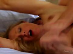 Порно: Порнозірки, Блондинки, Ліжко, Пара