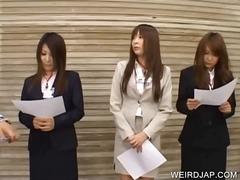 Porn: Grupni, V Uniformi, Rjavolaska, Japonka