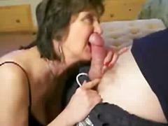 Porno: Analsex, Brunette, Avsugning, Suge, Hjemmelaget