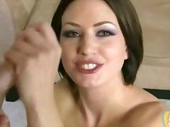 Porno: Lieli Pupi, Amatieri, Rokas Masturbācija, Blondīnes