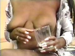 Porr: Fetisch, Svart, Stora Bröst, Milf