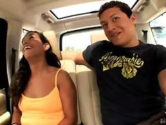 جنس: نيك قوى, في السيارة, السمراوات, زوجان