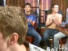 Porno: Yığıncaq, Gey, Striptiz, Ağır Sikişmə