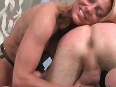 Porn: Pornozvezde, Fetiš, Strapon Dildo, Ženska Dominacija