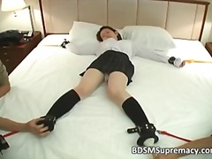 Porno: Dominació-Submissió, Interracial, Esclavitud