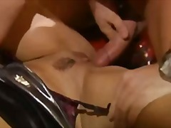 Porno: Böyük Döşlər, Sarışın