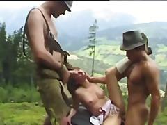 Porno: Alman, Anal