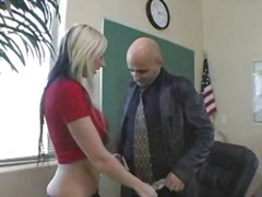 Porno: Blondes, École, Filles Sexy, Anal