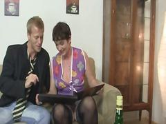 Porno: Ana, Yaşlı, Real, Evdar
