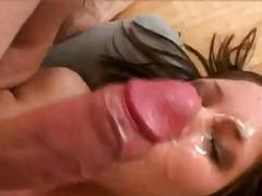 Porno: Sifətə Tökmək, Çalanşik, Arvad, Ağır Sikişmə