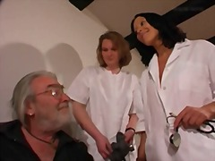 Pornići: Seks U Troje, Njemački, Zrele Žene, Baka