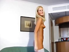 Porno: Europees, Tiener, Zaadlozing, Prachtig