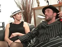 ポルノ: フェラチオ, 熟女, フランス人