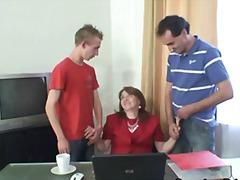 Porno: Real, Evdar, Qoca Nənə, Ana