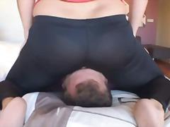 Porno: Dominantė, Ant Veido